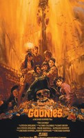 The Goonies - Yellow Fine-Art Print