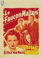 The Maltese Falcon De Valk Van Malta Fine-Art Print