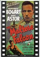 The Maltese Falcon Film Reel Fine-Art Print