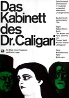 The Cabinet of Dr. Caligari Fine-Art Print
