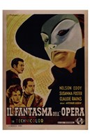 The Phantom of the Opera (Italian) Fine-Art Print
