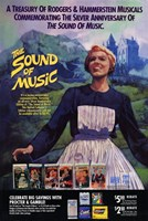 The Sound of Music Musical Fine-Art Print