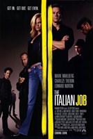 The Italian Job Fine-Art Print