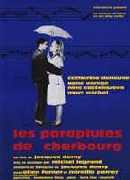The Umbrellas of Cherbourg (french) Fine-Art Print