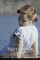 The Notebook Rachel McAdams Fine-Art Print