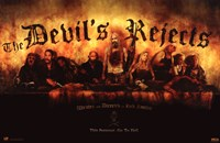 The Devil's Rejects Cast Fine-Art Print