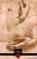The Da Vinci Code Hands Fine-Art Print