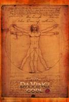 The Da Vinci Code Vitruvian Man Fine-Art Print