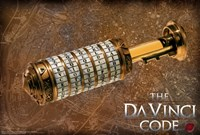 The Da Vinci Code Codex Fine-Art Print