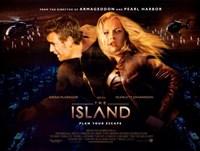 The Island - Scarlett Johansson Fine-Art Print
