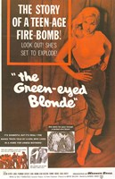 The Green-Eyed Blonde Fine-Art Print