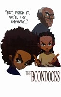 The Boondocks Fine-Art Print