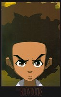 The Boondocks TV Series Fine-Art Print