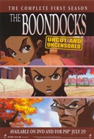The Boondocks TV Show Fine-Art Print