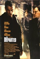 The Departed DiCaprio Fine-Art Print