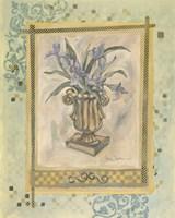 Iris Still Life Composition Fine-Art Print