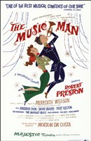 The  (Broadway) Music Man Fine-Art Print
