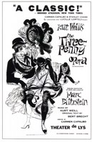 The (Broadway) Three Penny Opera Fine-Art Print