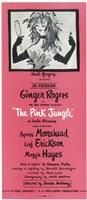 The (Broadway) Pink Jungle Fine-Art Print