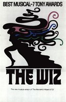 The Wiz (Broadway) Fine-Art Print