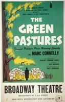 The (Broadway) Green Pastures Fine-Art Print