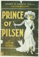 The (Broadway) Prince Of Pilsen Fine-Art Print
