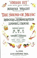 The Sound of Music (Broadway) Fine-Art Print