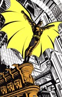 Batman Returns Comic Fine-Art Print