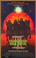 Teenage Mutant Ninja Turtles 3 Fine-Art Print
