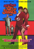 Austin Powers 2: The Spy Who Shagged Me Fine-Art Print