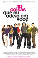 Ten Things I Hate About You Portuguese Fine-Art Print
