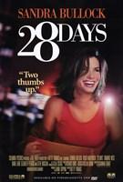 28 Days poster Fine-Art Print