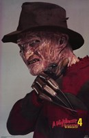 A Nightmare on Elm Street 4: Dream Master Fine-Art Print
