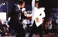 Pulp Fiction Dancing Fine-Art Print