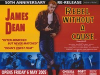 Rebel Without a Cause Challenging of Today's Teenage Violence Fine-Art Print