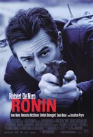 Ronin Shooting Fine-Art Print