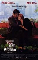 When a Man Loves a Woman - on a bench detail Fine-Art Print