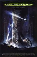 Godzilla Fine-Art Print