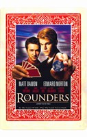 Rounders - Cards Fine-Art Print