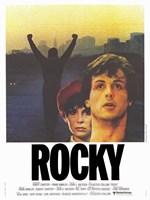 Rocky Cast Fine-Art Print