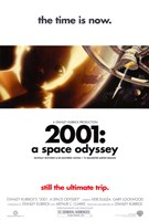 2001: A Space Odyssey the time is now. Fine-Art Print