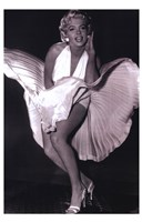 Marilyn Monroe - Seven Year Itch Fine-Art Print
