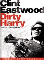 Dirty Harry Black and White Fine-Art Print