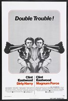 Dirty Harry Double Trouble Fine-Art Print