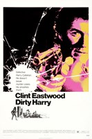 Dirty Harry Shooting Fine-Art Print