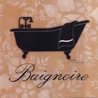 Baignoire Fine-Art Print