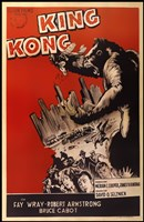 King Kong Red Fine-Art Print