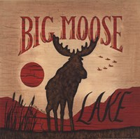 Big Moose Lake Fine-Art Print