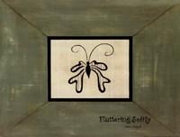 Fluttering Softly Fine-Art Print