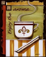 Enjoy the Aroma Fine-Art Print